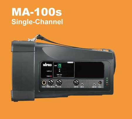 MA100S Personal Wireless Portable PA System