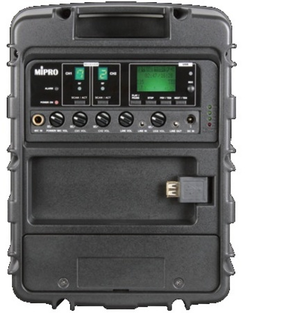 MA303DU Personal Wireless Portable PA System