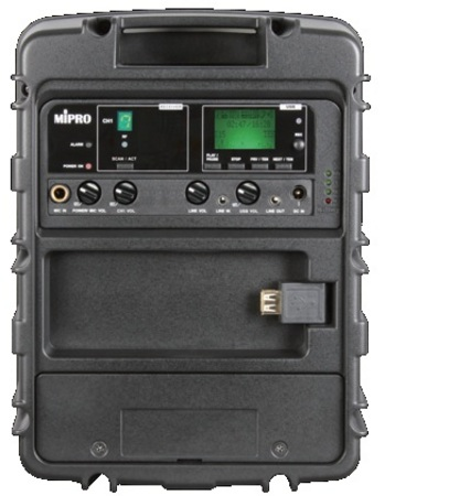 MA303SU Personal Wireless Portable PA System
