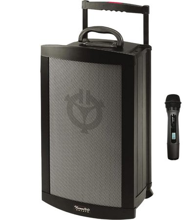 Victory 2000 Portable PA System with wireless mic