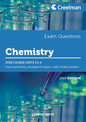 Chemistry Yr 12 ATAR Course Units 3 and 4 - Exam Questions L Smith