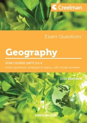 Geography Yr 12 ATAR Course Units 3 and 4 - Exam Questions D Wilson
