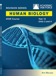 Human Biology Year 12 ATAR Course Revision Series