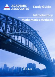 Intro Mathematics Methods Study  Guide by O. T. Lee