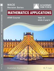 Mathematics Applications Yr 12 ATAR Course Revision Series