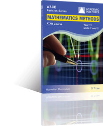 Mathematics Methods Year 11 ATAR Course Revision Series