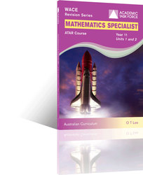 Mathematics Spec Year 11 ATAR Course Revision Series
