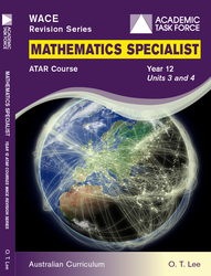 Mathematics Spec. Year 12 ATAR Course Revision Series