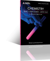 Chemistry Year 11 ATAR Course Study Guide