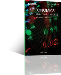 Economics Year 11 ATAR Course Study Guide