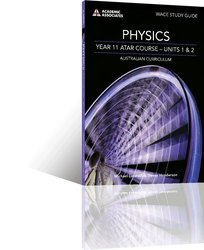 Physics Year 11 ATAR Course Study Guide