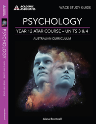 Psychology Year 12 ATAR Course Study Guide