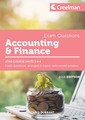 Accounting and Finance 3AB - Exam Questions C Durrant