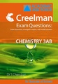 Chemistry 3AB - Exam Questions Dr. S Chandran