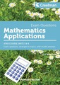 Mathematics Applications Yr 12 ATAR Course Units 3 and 4 - Exam Questions S Mooney