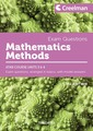 Mathematics Methods Yr 12 ATAR Course Units 3 and 4 - Exam Questions T Oates