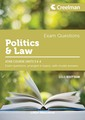 Politics and Law 3AB - Exam Questions R Annen