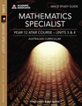 Mathematics Specialist Year 12 ATAR Course Study Guide