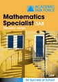 Mathematics Specialist 3AB Revision Series by O.T. Lee