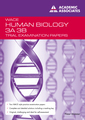 Trial Exan Papers: Human Biology 3AB  by Peter Walster