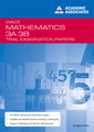 Trial Exam Papers: Mathematics 3AB by Gregory Hine