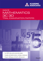 Trial Exam Papers: Mathematics 3CD by Greg Hill