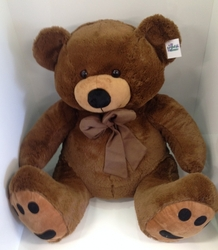Deluxe Roly Teddy Bear