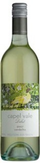 CAPEL VALE DEBUT UNWOODED CHARDONNAY 750ML