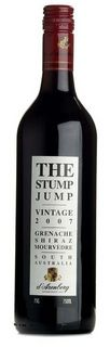 DARENBURG STUMP JUMP RED 750ML