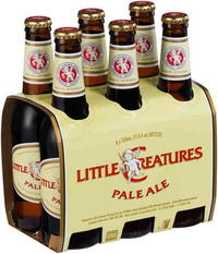 LITTLE CREATURES PALE 6 Pack Stubbies