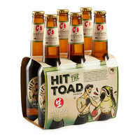 MATSOS HIT THE TOAD 6 PACK STBS 330ML