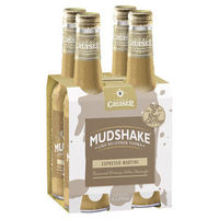 VODKA CRUISER MUDSHAKE ESPRESSO MARTINI 4 PACK STUBBIES