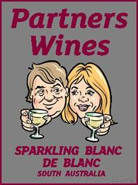 PARTNERS SPARKLING BLANC DE BLANC 750ML FROM SOUTH AUSTRALIA