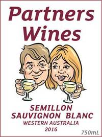 PARTNERS SEMILLON SAUVIGNON BLANC 750ML FROM WESTERN AUSTRALIA