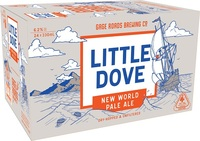 GAGE ROADS LITTLE DOVE 6.2% PALE ALE CTN 24 x 330ML STUBBIES CARTON