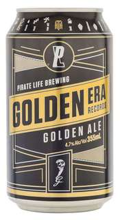 PIRATE LIFE 4.7% 24 x GOLDEN ALE CANS 355ML