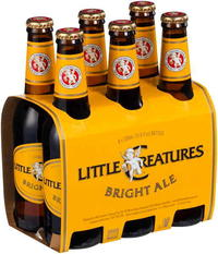 LITTLE CREATURES BRIGHT 6 Pack Stubbies