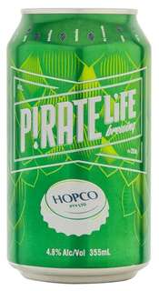 PIRATE LIFE 4.8% 24 x NEW ZEALAND PALE ALE CANS 355ML