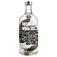ABSOLUT VODKA WILD TEA 700ML