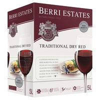 BERRI LIGHT FRUITY LEXIA CASK 5 LITRE