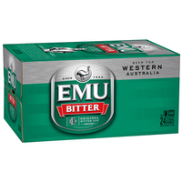 EMU BITTER STUBBIES CARTON