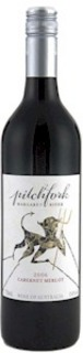 PITCHFORK CAB SHZ MERLOT 750ML