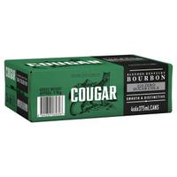 COUGAR ZERO CAN 375ML 24 CANS