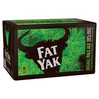 FAT YAK STUBBIES CARTON 24 STBS
