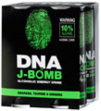 DNA J BOMB 250ML CANS