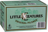 LITTLE CREAT PILSNER 24 x  STUBBIES CARTON