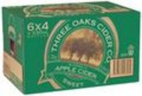 THREE OAKS SWEET STUBBIES 330ML