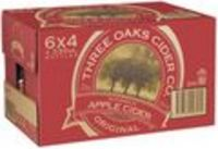 THREE OAKS ORIGINAL STUBBIES 330ML