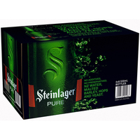 STEINLAGER PURE STUBBIES CARTON
