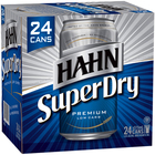 HAHN SUPER DRY CANS CARTON
